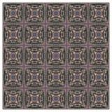 abstrack technich van bloem Royalty-vrije Stock Fotografie