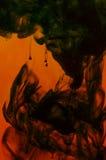 Abstrack vattenfärgbakgrund Royaltyfri Fotografi
