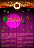 Abstrackt of St.Patrick's Day. Abstrackt of St.Patrick's Day, Background Design, Illustration, EPS 10 vector illustration