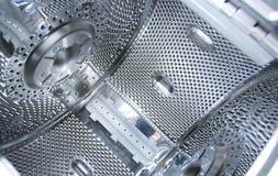 Abstracção, - chapeamento de cromo do detalhe Imagens de Stock Royalty Free