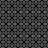 Black and white abstract background Stock Photography