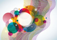 Abstract сolorful background Stock Photography