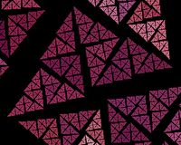 Abstract. Fractal graphic background Stock Images