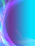 Abstract. With swirling shapes and color Stock Images