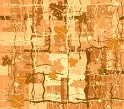 Abstract. Warm background in dirty colors artistic cut Stock Images