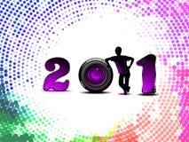 Abstract 2011 Stock Photos