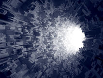 Abstract 3d background Royalty Free Stock Photography