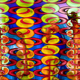 Abstract 3D Background. An abstract and colorful 3d background Stock Image
