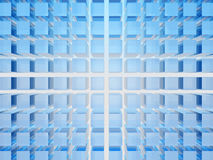 Abstract 3d background. Abstract 3d illustration for background Stock Photos
