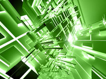 Abstract 3d background Royalty Free Stock Photos