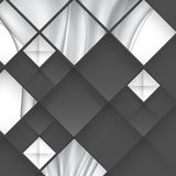 Abstract 3D Geometrical Design. Stock Photos