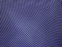 Abstract 3d illusion. Abstract 3d background with convex shapes royalty free stock photos