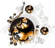 Abstract 3D Ontwerp Royalty-vrije Stock Afbeeldingen