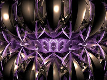 Abstract 3D patroon - Royalty-vrije Stock Foto