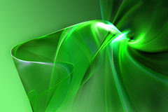 Abstract 3D shape Royalty Free Stock Photos