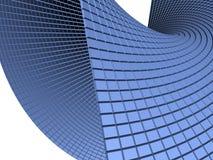 Abstract 3d voorwerp Stock Fotografie