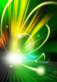 Abstract. Have background of the speed abstractly royalty free illustration