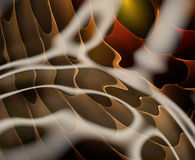 Abstract. Other image of abstract background Stock Photography