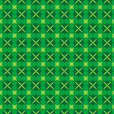Abstract aard vector naadloos patroon stock illustratie