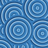 Abstract Aboriginal Art
