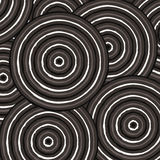Abstract Aboriginal Art Stock Photography
