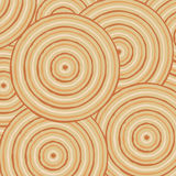 Abstract Aboriginal Art. Abstract Aboriginal line painting in vector format Stock Photography
