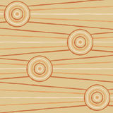 Abstract Aboriginal Art. Abstract Aboriginal line painting in vector format Royalty Free Stock Photo