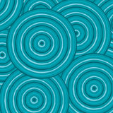 Abstract Aboriginal Art Stock Photo