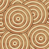 Abstract Aboriginal Art. Abstract Aboriginal line painting in vector format Royalty Free Stock Photography
