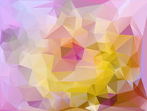 Abstract  Abstract  triangular pattern Royalty Free Stock Images