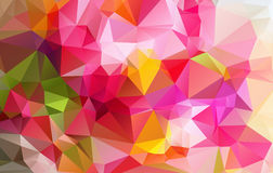 Abstract  Abstract  triangular pattern Stock Photo