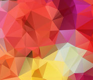 Abstract  Abstract  triangular pattern Royalty Free Stock Image