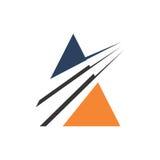 ABSTRACT ACCOUNTING FINANCIAL MANAGEMENT LOGO DESIGN TEMPLATE. ABSTRACT ACCOUNTING FINANCIAL MANAGEMENT MARKETING LOGO DESIGN TEMPLATE Royalty Free Stock Photos