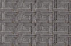 Abstract achtergrond grijs patroon ineengestrengeld volumeeffect Royalty-vrije Stock Afbeelding