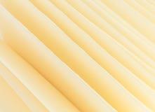 Abstract achtergrond schoon geel bladenalbum Royalty-vrije Stock Foto's