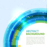 Abstract achtergrondontwerpelement Stock Foto