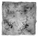 Abstract acryl en waterverf geschilderd kader Textuurdocument bac Royalty-vrije Stock Afbeelding