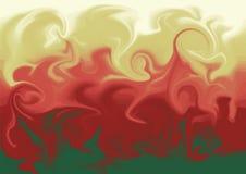 Abstract acryl het behangmalplaatje van Kerstmiskleuren Vector af:drukken royalty-vrije illustratie
