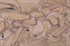 Abstract acrylgolfpatroon, de Natuurlijke marmeren achtergrond van de inkttextuur voor behang of de tegel van de huidmuur voor bi Stock Foto's