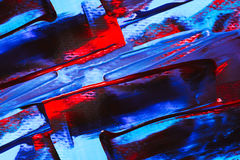 Abstract acrylic bright background Royalty Free Stock Image