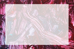Abstract acrylic paint Stock Photos