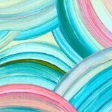 Abstract acrylic painting background stock photography