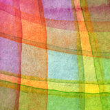 Abstract acrylic and watercolor background Royalty Free Stock Image