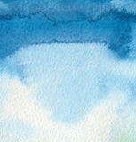 Abstract acrylic and watercolor painted background. Texture pape Stock Image