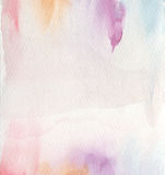 Abstract acrylic and watercolor painted background. Texture paper Stock Photo