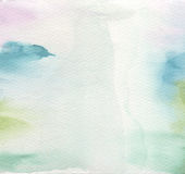 Abstract acrylic and watercolor painted background. Texture. Paper Stock Image