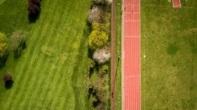 Track and field Stock Images