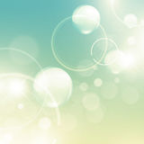 Abstract aery background Stock Images
