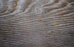 Abstract Aged Wood Grain Royalty Free Stock Image