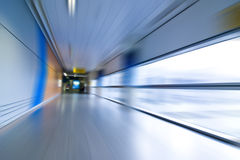 Abstract in airport Royalty Free Stock Photo